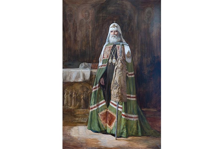 Ивлева С.Н. Святитель Тихон, патриарх Московский и всея Руси. 2009