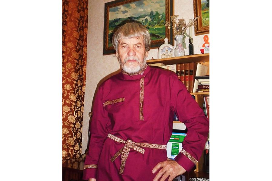 Анатолий Григорьевич Байбородин