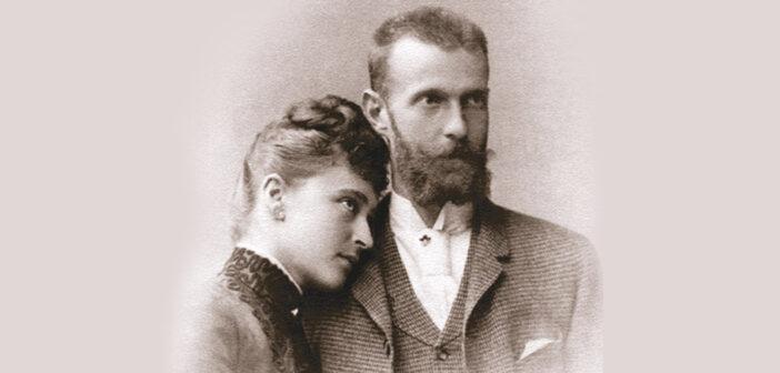 Великокняжеская чета Сергий Александрович и Елисавета Феодоровна