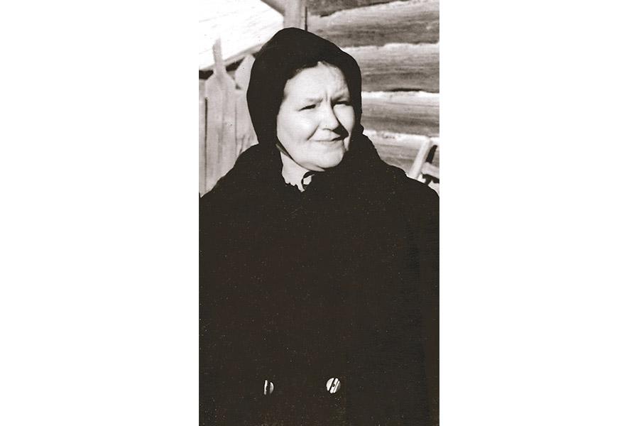 Мать протоиерея Валериана Кречетова