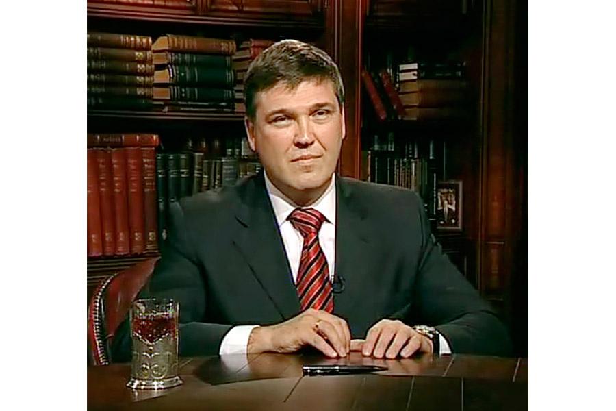 Алексей-Михайлович Величко