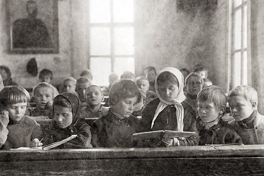 Школа в России в XIX веке