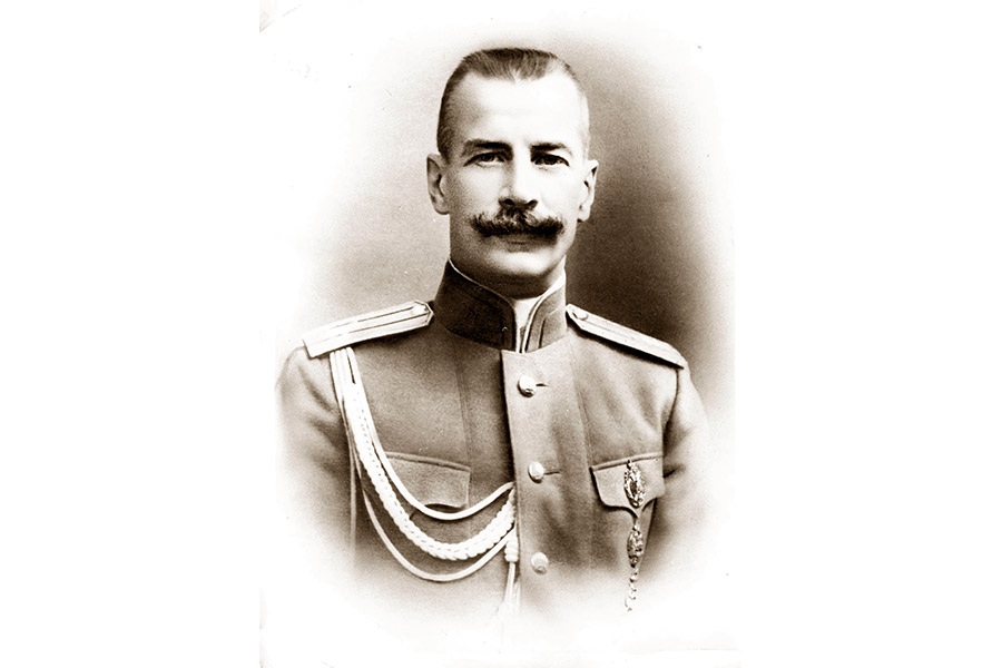 Владимир Константинович Оллонгрен
