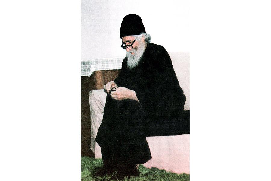 Святой Паисий Афонский