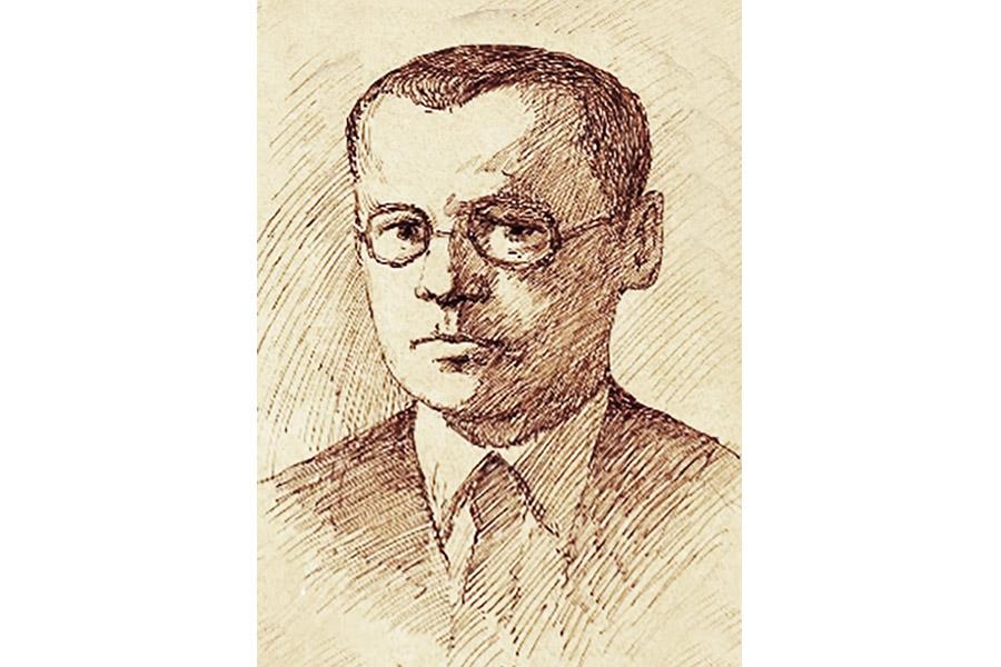 Василий Акимович Никифоров-Волгин