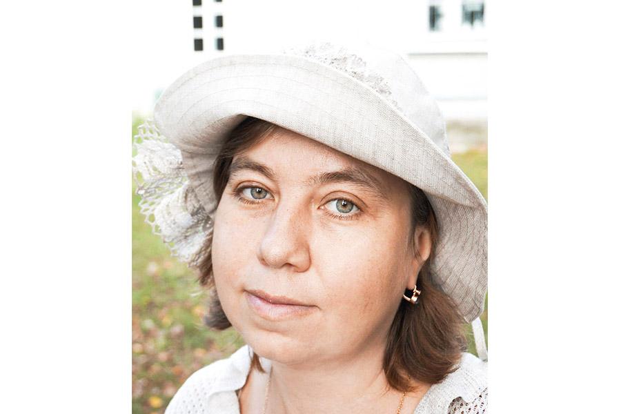 Лариса Николаевна Верещагина