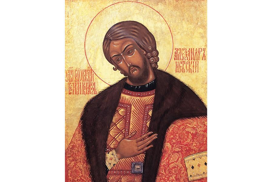 Святой Александр Невский