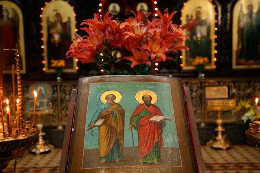 Петров пост был установлен в самые первые века христианства