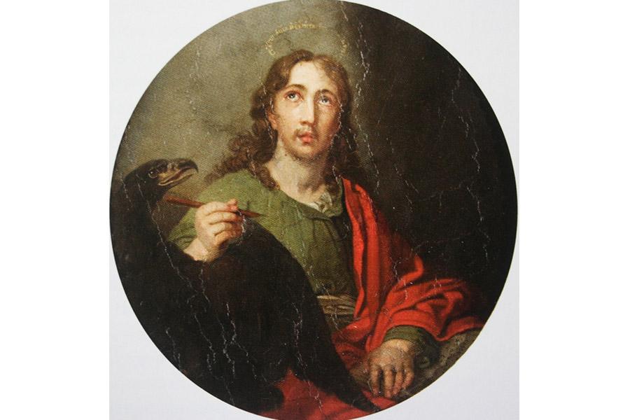 В.Л. Боровиковский. Апостол Иоанн Богослов