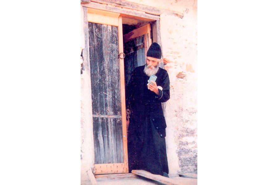 Святой Паисий