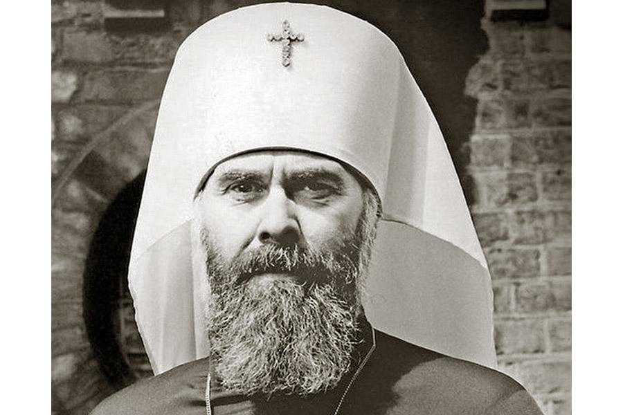 Митрополит Антоний (Блум)