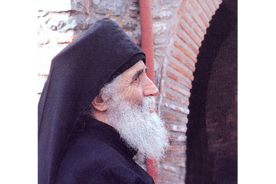 Святой старец Паисий