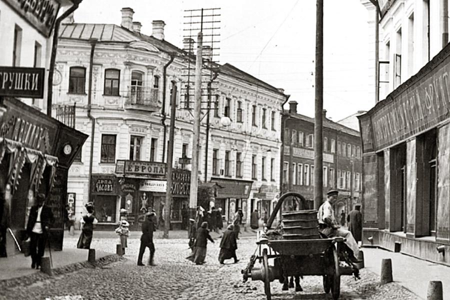 Гостиница Европа в Ярославле