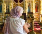 Из уст младенцев Ты устроил хвалу…
