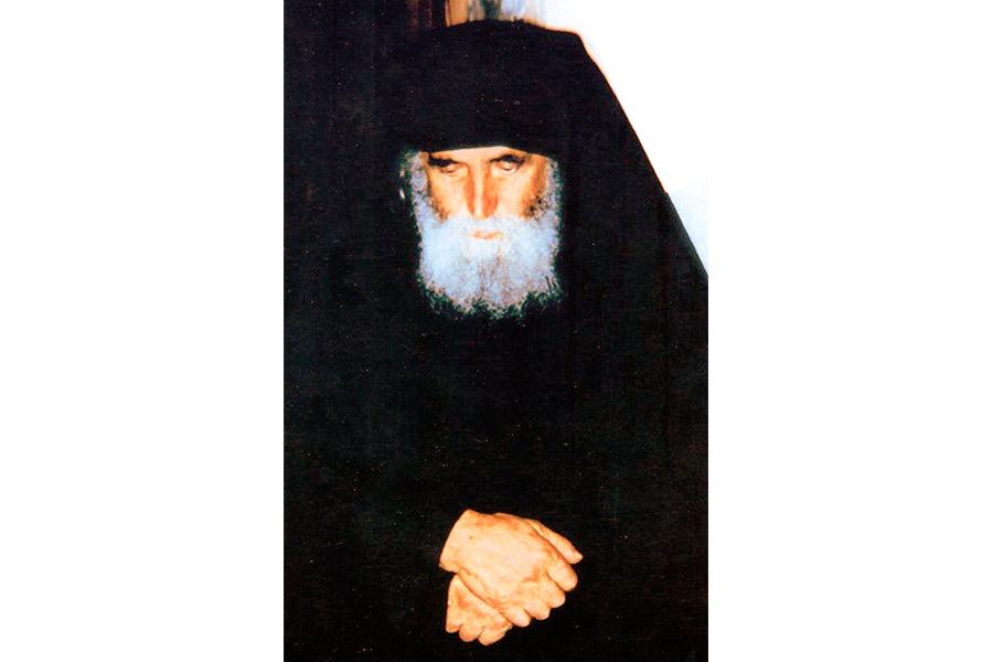 Святой Паисий в последние годы жизни