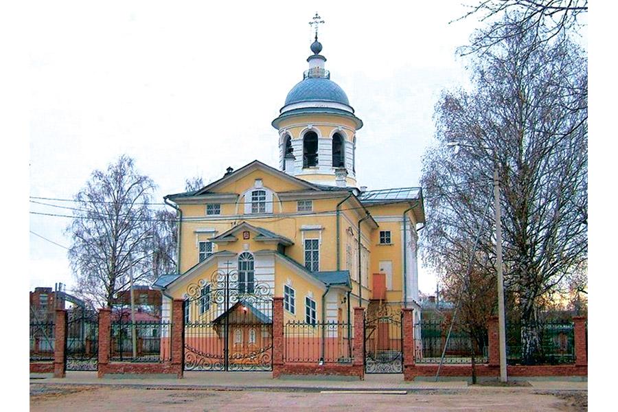 Собор Рождества Пресвятой Богородицы в Вологде