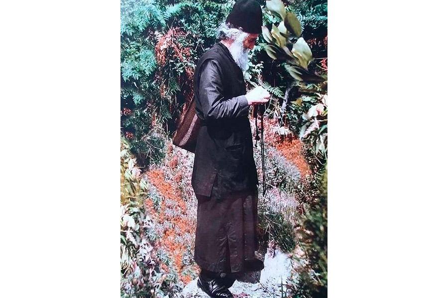 Святой старец Паисий Святогорец