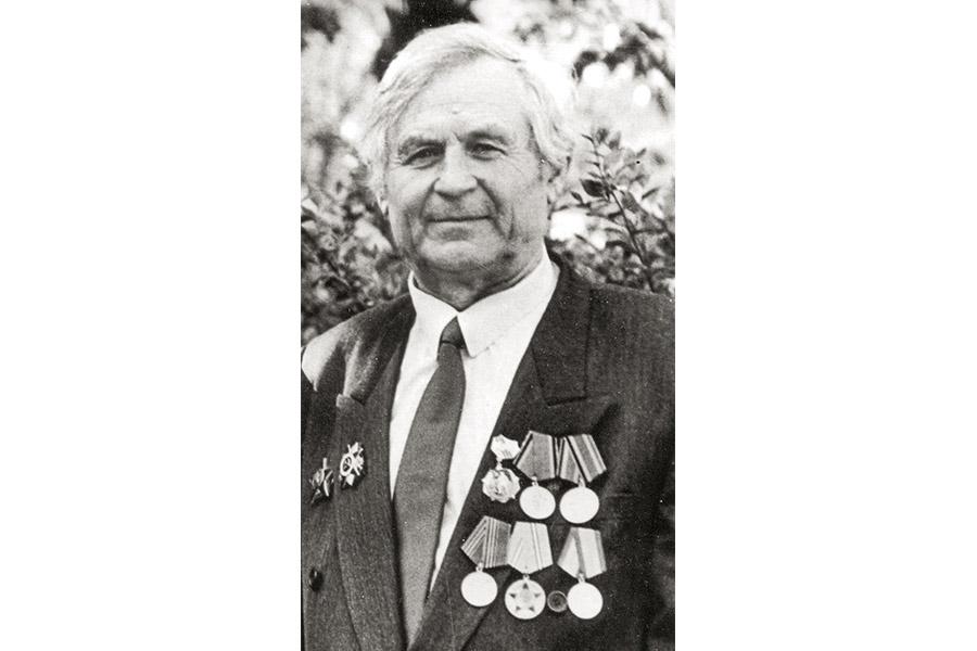 Михаил Петрович Лобанов, писатель, литературовед, критик и общественный деятель, лауреат Большой литературной премии России