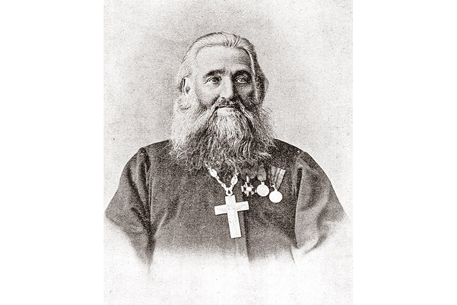 Священник Иоанн Георгиевич Крестников