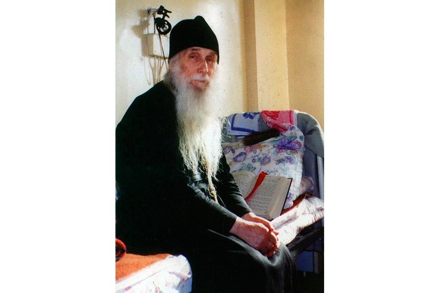 Чтение Евангелия было любимым занятием отца Кирилла (Павлова)